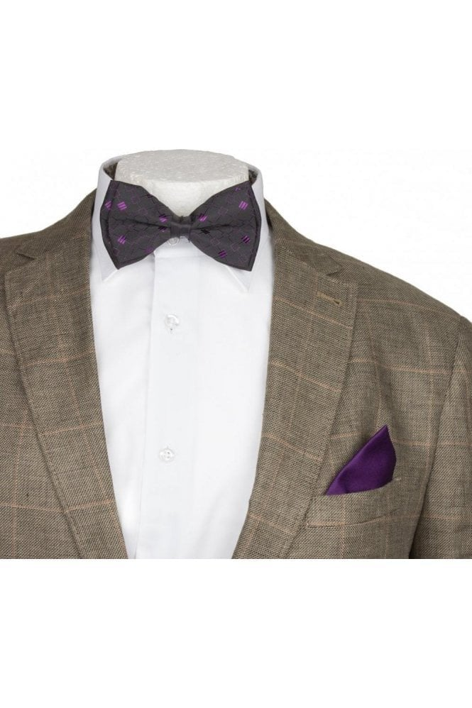 Purple go ties shirts with that Shirt &