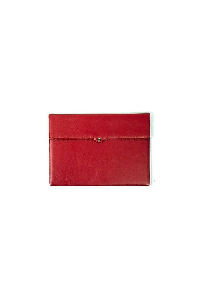 new style f8aa8 e9f1b JSS Red Spot Leather Macbook 13