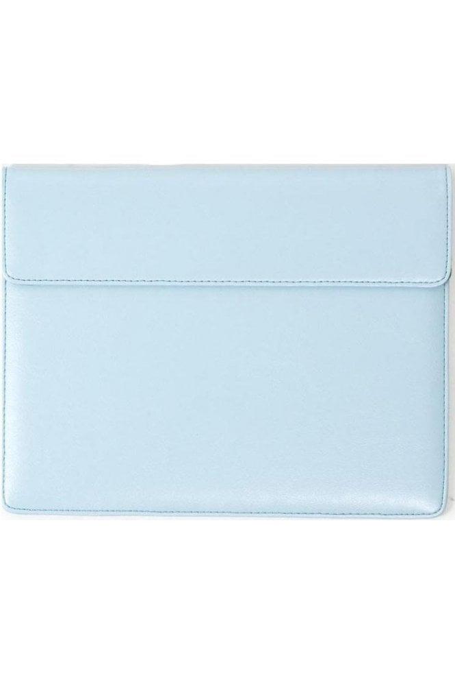 JSS Premium leather Ipad Case - Blue Stripe