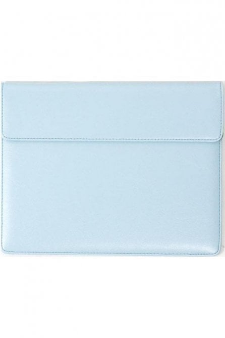 Premium leather Ipad Case - Blue Stripe