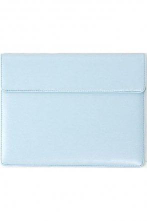 JSS Premium leather Ipad Mini Case - Blue Stripe