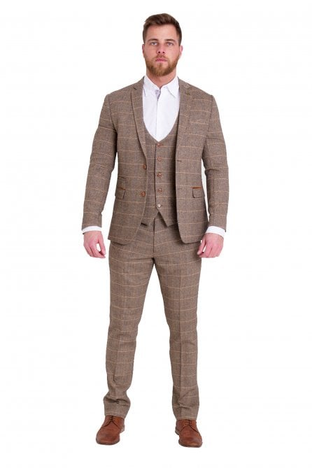 Tweed Marc Darcy suits at Jenson Samuel 9bf7f635ea7b